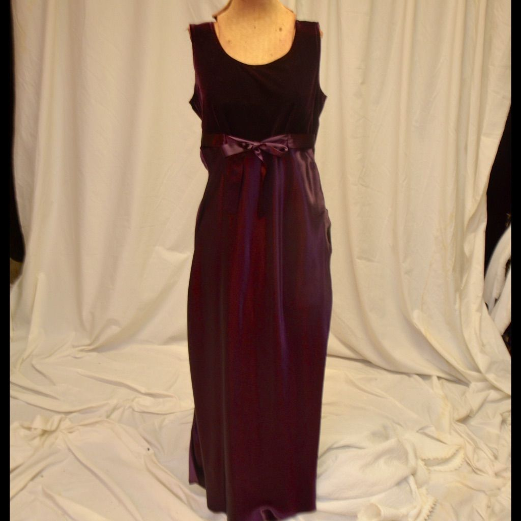 Vintage purple dress products