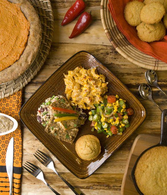 Vegan Kwanzaa Dinner Ideas Kwanzaa Unity Decorating Decor Holiday Kwanzaa Food Slow Cooker Holiday Recipes Longevity Recipes