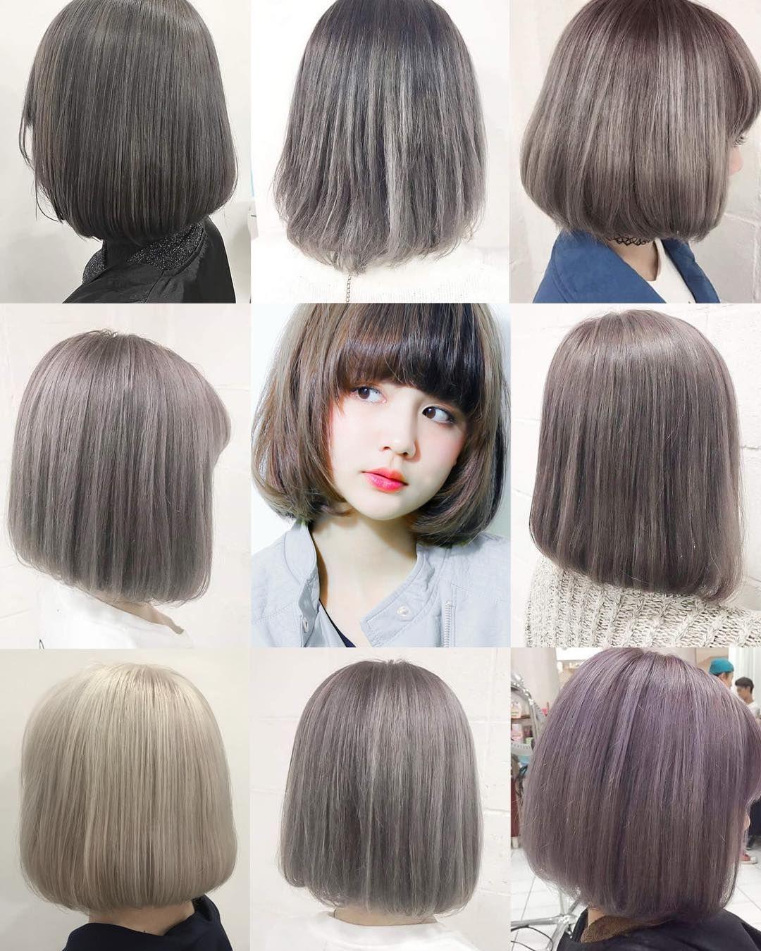 髪 色 おしゃれまとめの人気アイデア Pinterest R ヘアカラー
