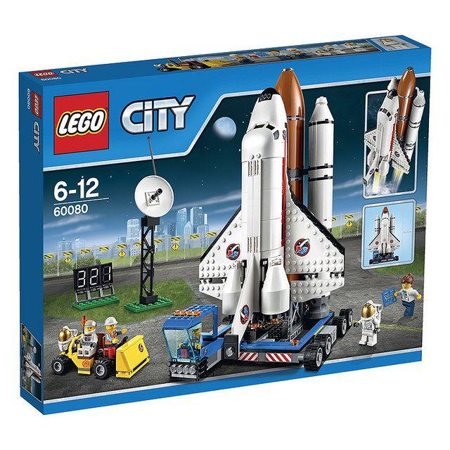 New Sets Lego City 2015 On Lego Shop Us Porte Space Shuttle Lego