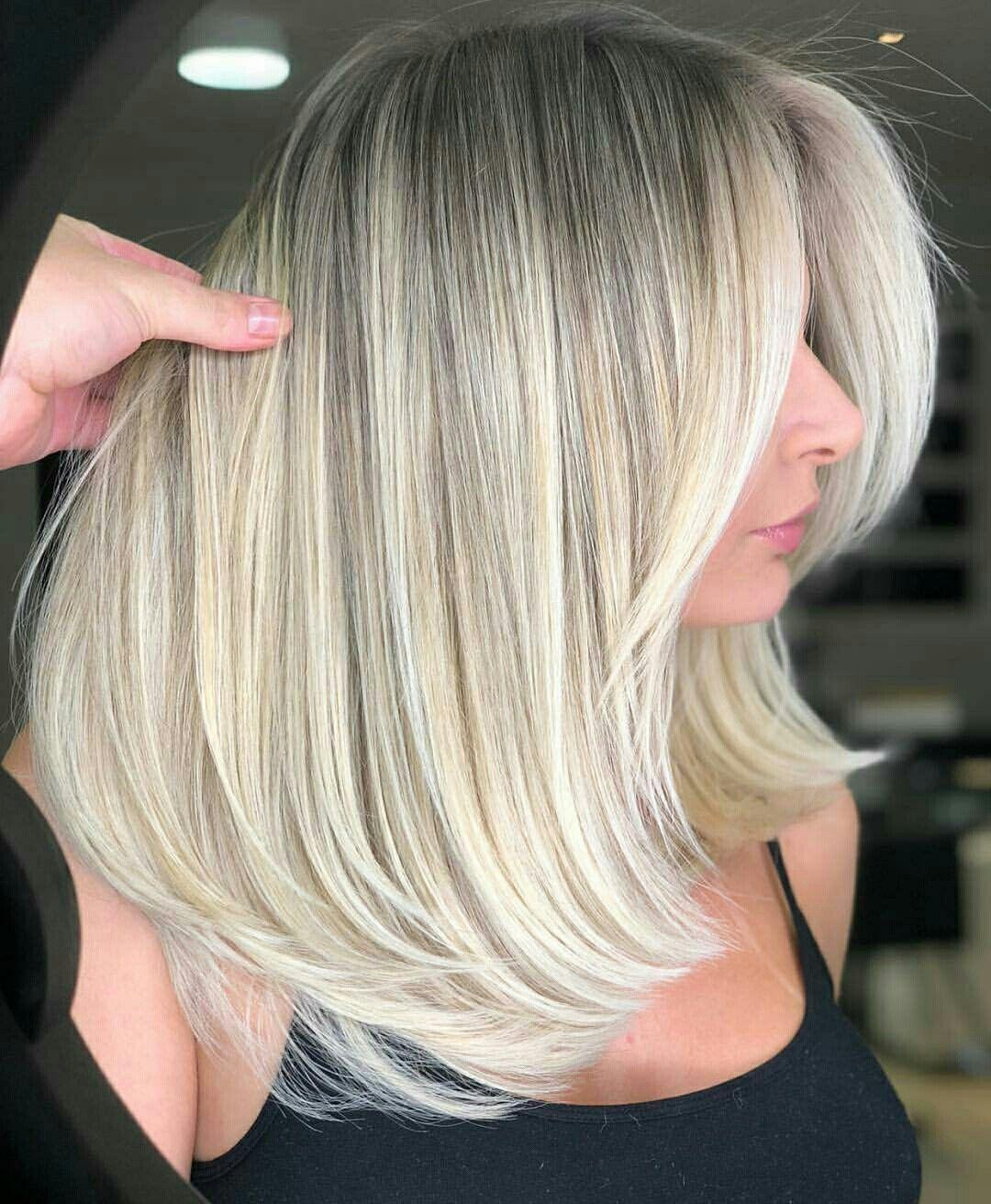 Pin By Ke Dee On Medium Hair Styles Pinterest Hair Styles