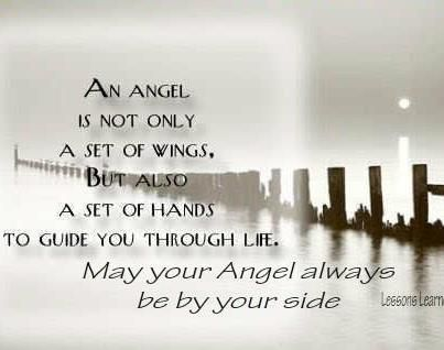 Each Child Of Mine Is A Angel Watching Over Me Angel Quotes