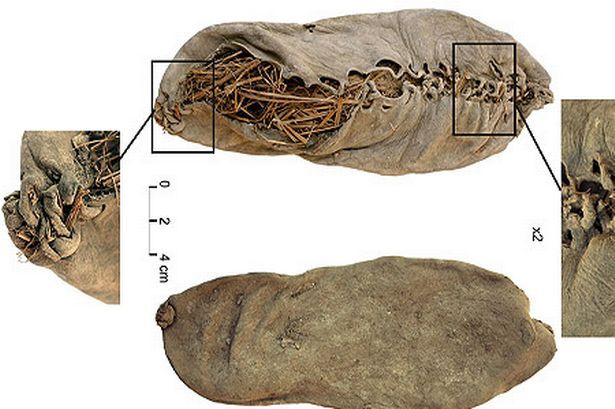 5,500 year-old shoe discovered in cave in Armenia
