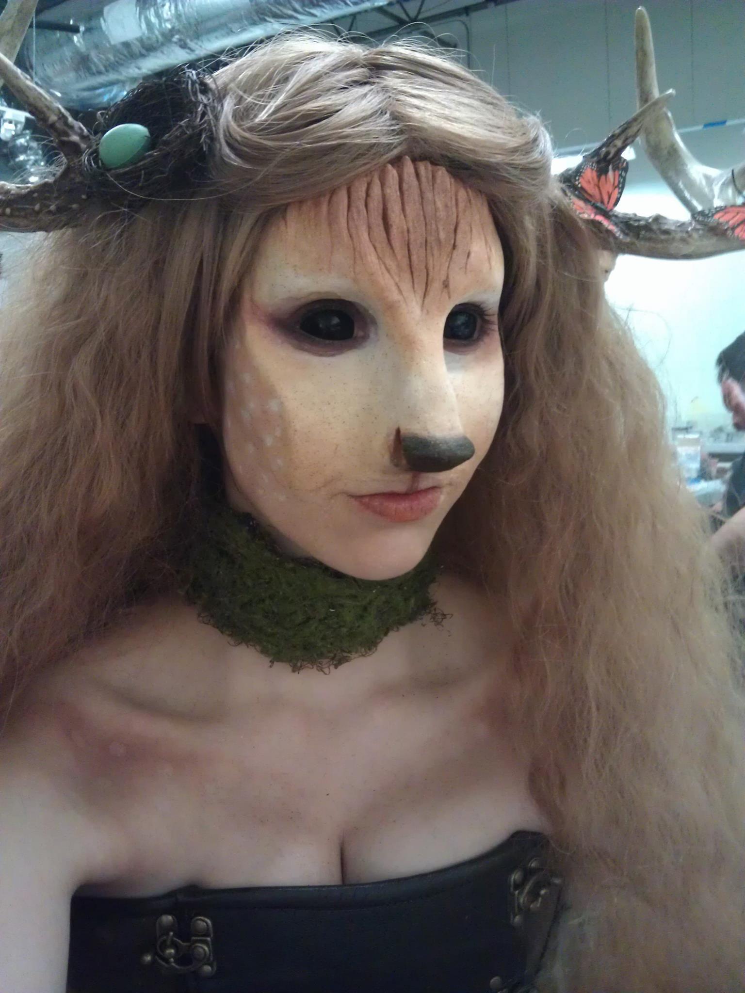 My Journey to becoming a Makeup Artist | Halloween ideas, Horror ...