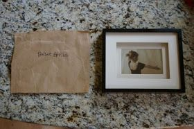 Little Birdie Secrets: how to hang a picture collage