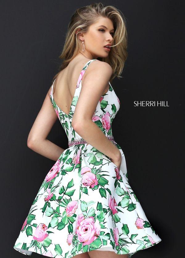 7a2430dc9c Sherri Hill 50498. Sherri Hill 50498 Designer Prom Dresses ...