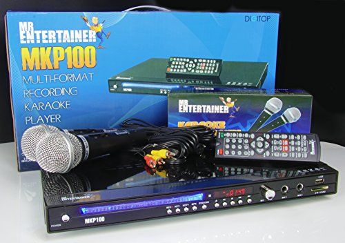 Top 10 Karaoke Machine With Dvd Player of 2020 | No Place ...