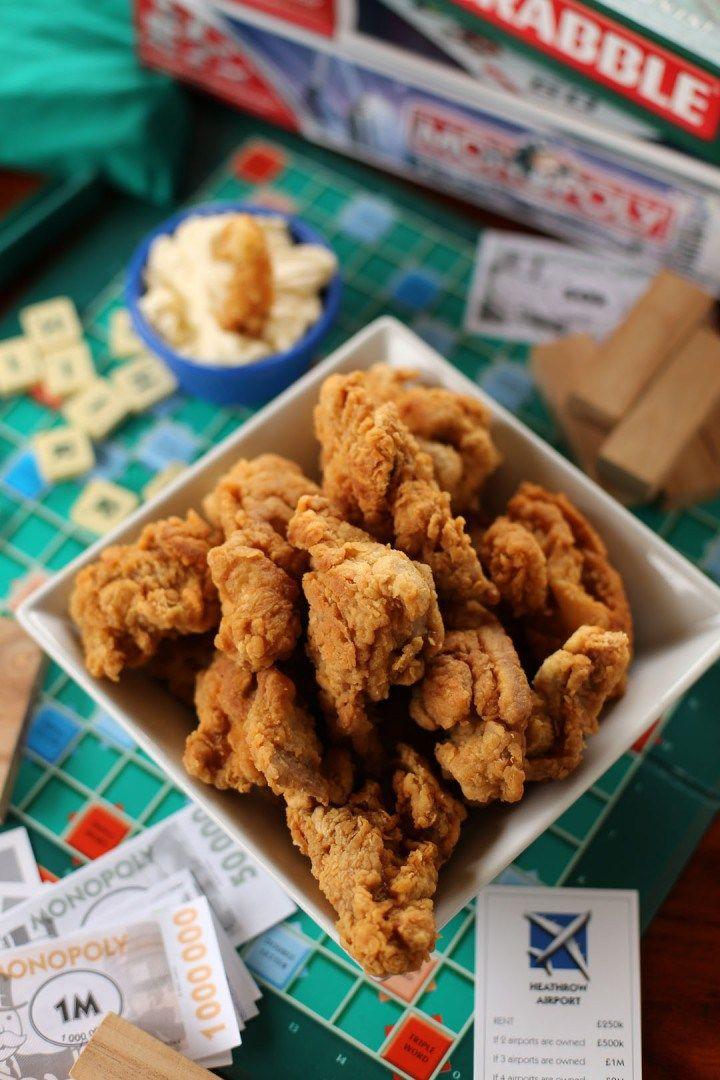 Download Homemade Chicken Goujons Calories