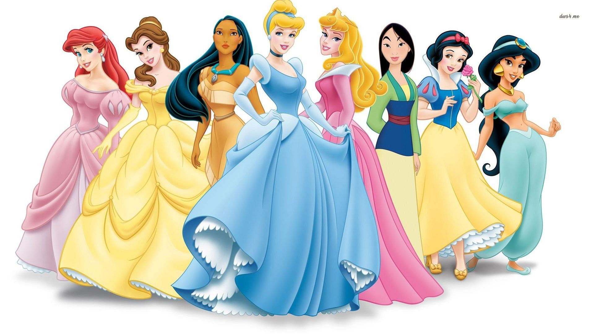 Cute Cartoon Princess Disney Princesses Wallpaper Disney In 2019