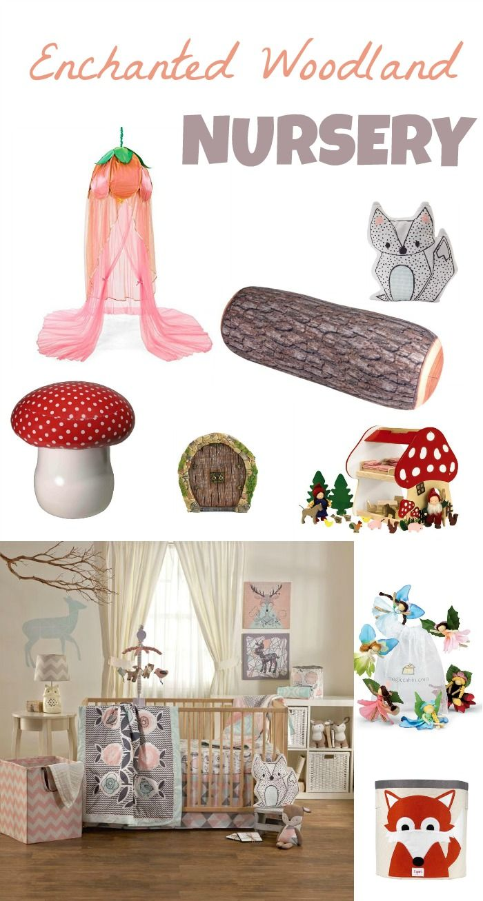 Enchanted Woodland Nursery Decor I Already Started To Collect These For My Little One