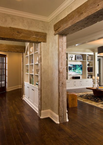 Case Cu Grinzi Aparente Faux Wood Beams Built Ins Pinterest Faux Wood Beams Beams And Woods