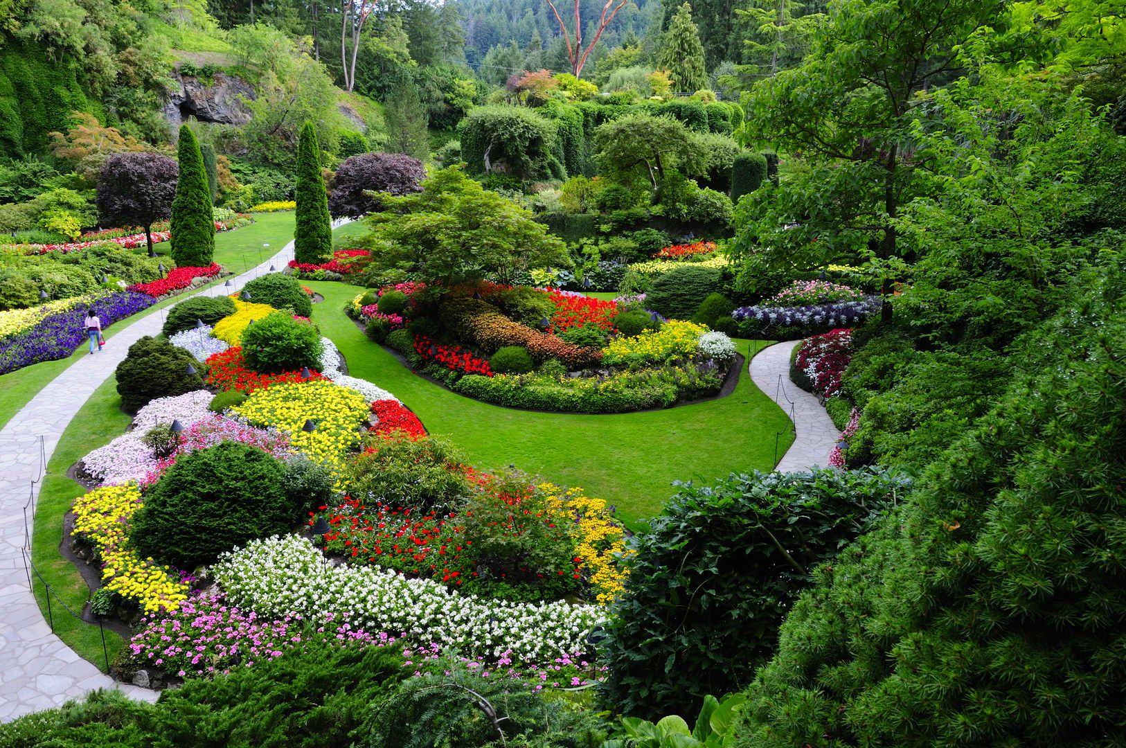 f9bdd0e8530b543d600f9e3e1eb2abbc - Vancouver To Victoria Butchart Gardens Tour
