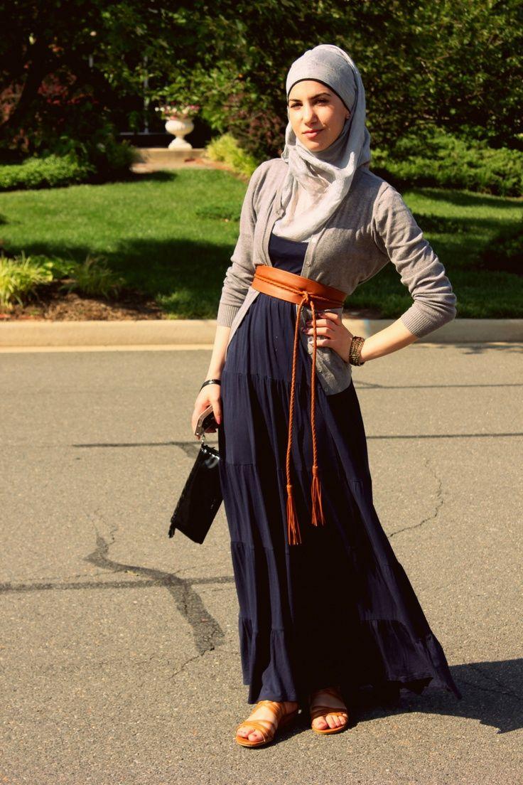 Love The Obi Belt  Modest Fashion  Pinterest  Vestidos -9818