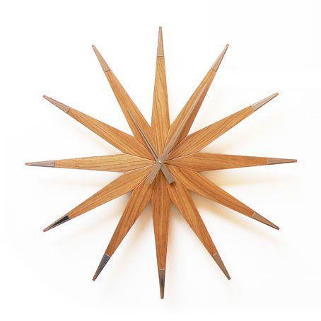 contemporary wall clock - Designer Large Wall Clocks