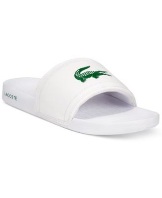 41f7a07f28d9 LACOSTE Lacoste Men S Fraisier Slide Sandal.  lacoste  shoes   all ...