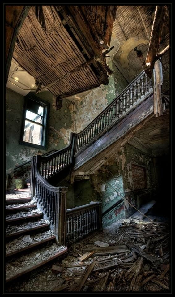 Stairway to Heaven or Hell?