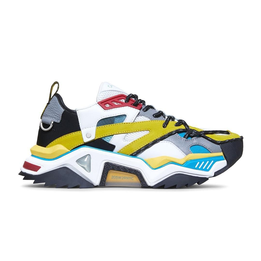 33592de82 CALVIN KLEIN 205W39NYC Delivers a Bold Multi-Color Strike 205  Designed by  Raf Simons.