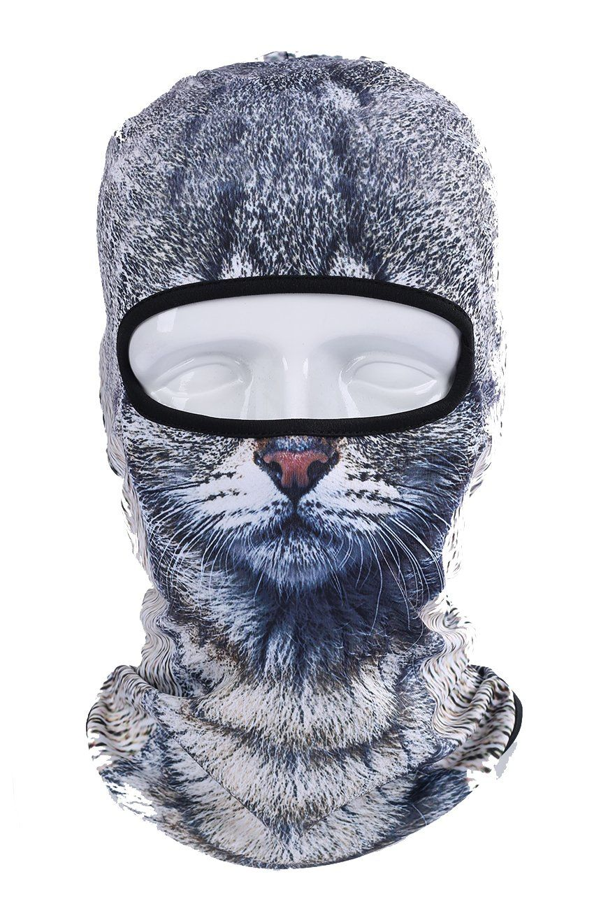 6c934e0ed46 3D Animal Cap Outdoor Cycling Motorcycle Mask Hood Hat Ski Balaclava  (BBB09).