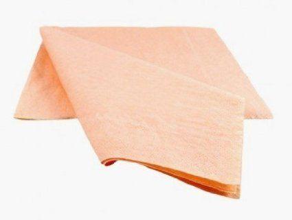Amazon Com Peach Paper Luncheon Napkins Biodegradable Kitchen Dining Biodegradable Products Beverage Napkins Napkins