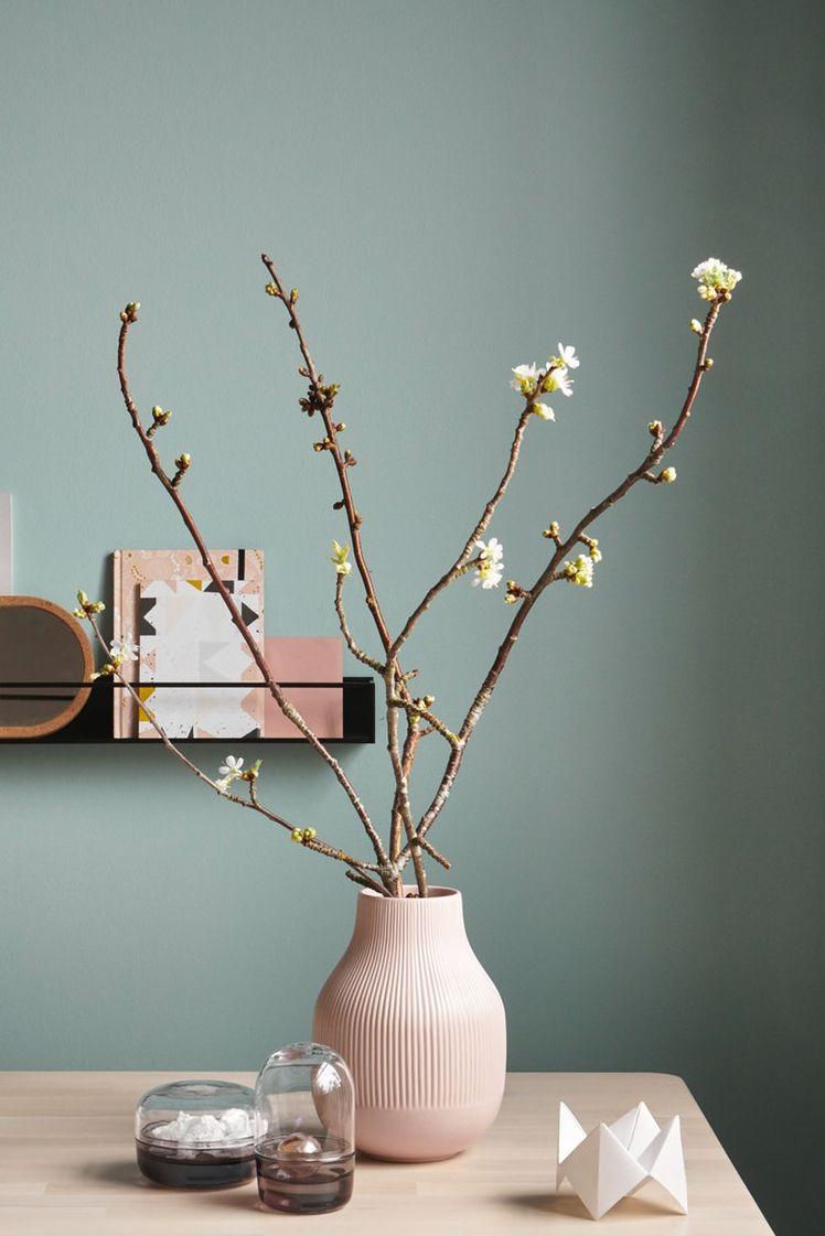 Gradvis Vase Rosa Ikea Deutschland In 2020 Dekoration Vase
