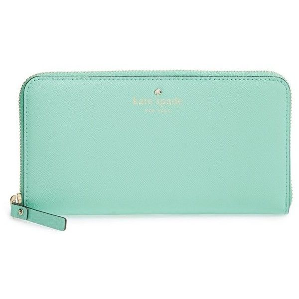 9a9a2575a7273 kate spade new york  cedar street - lacey  wallet ( 142) ❤ liked on ...