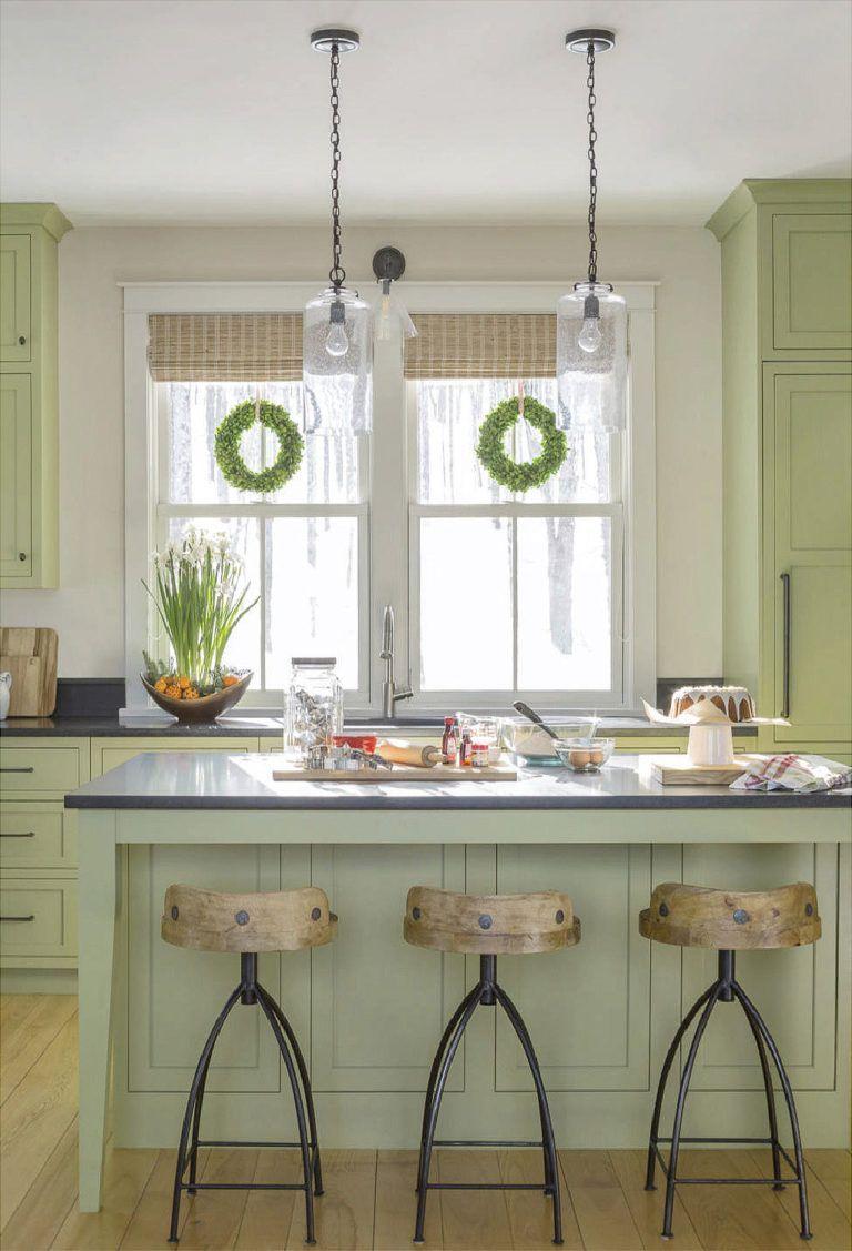 "34+ ( Top ) Green Kitchen "" Good for Kitchen"