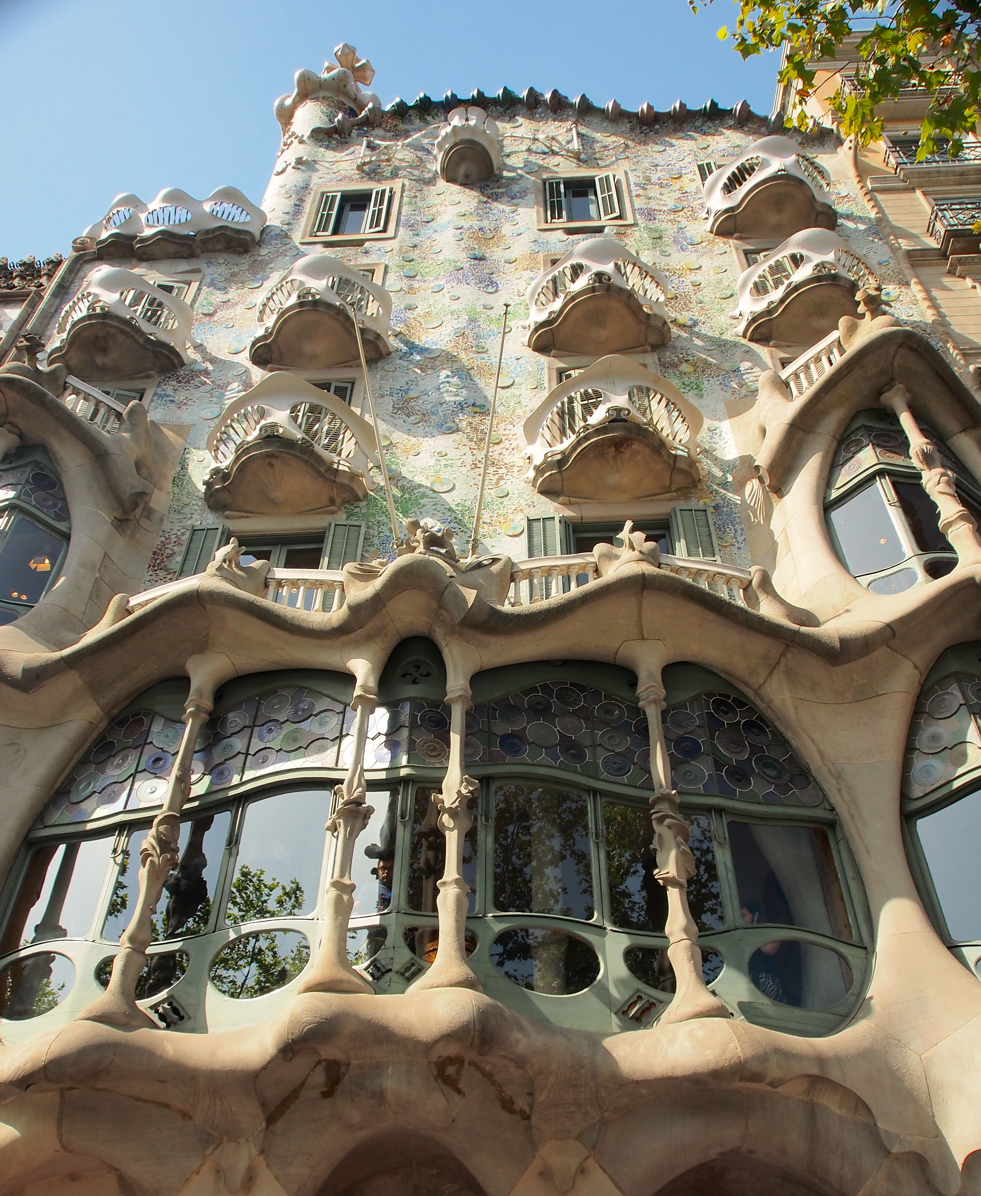 Embrace the unusual. Extraordinary objects deliver you to fantasy lands and strange cultures that help you leave the world behind. (In Barcelona, the weird and the wonderful poke out of nooks and crannies everywhere -- just when you think you've seen it all, there's another one!) #PrincessCruises #travel