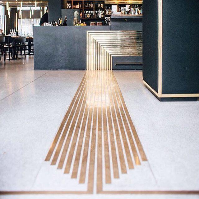 A MODERN BAR \\ based in munic #entryway #silhouette #music #design #vscocam…