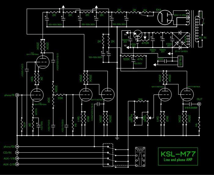 f9be4ad9cbe74208c9a327ef7acd6a1f kondo (audionote) m77 bile compatible phono preamp circuit diagram  at bayanpartner.co