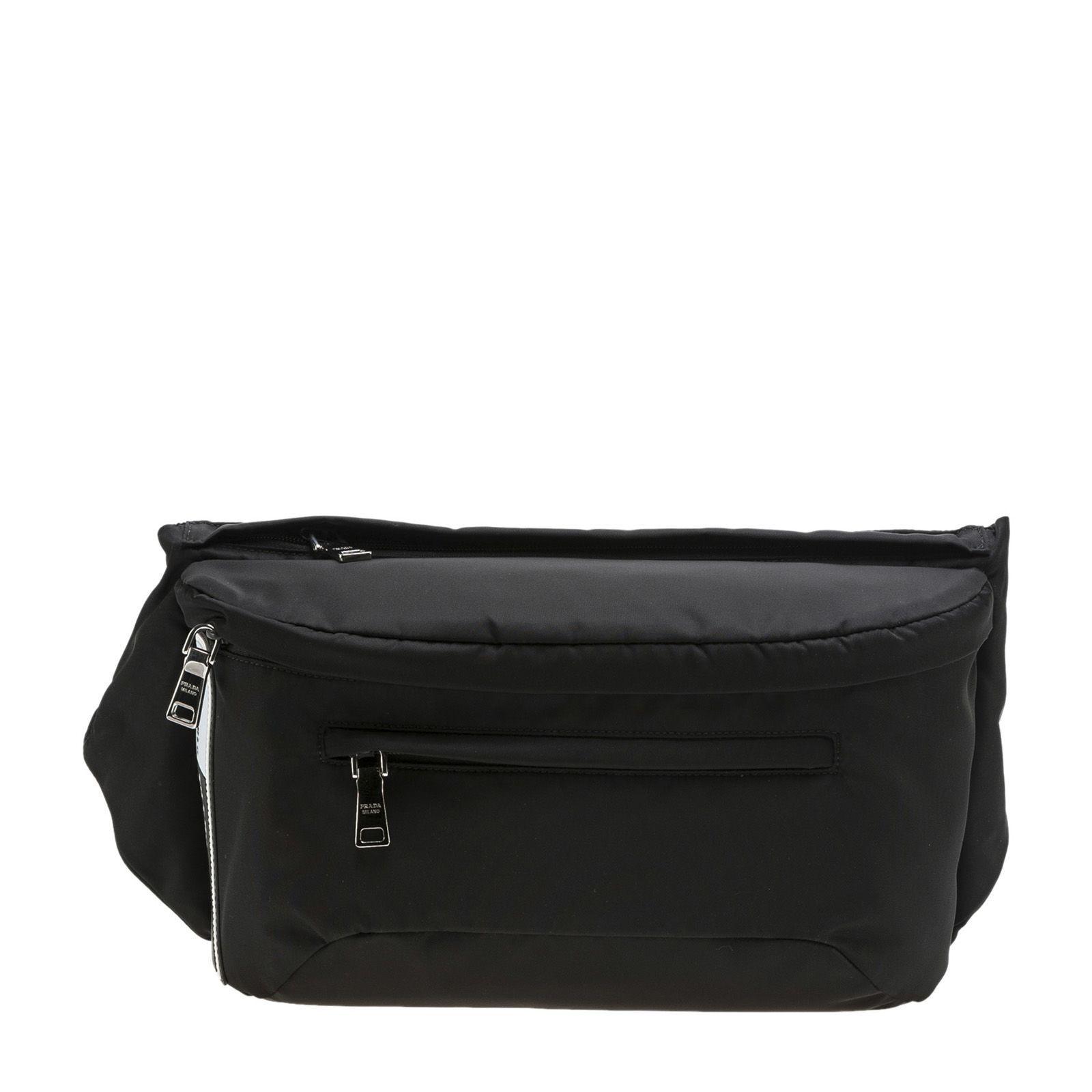 e2c6ed9cc1fc PRADA FANNY PACK.  prada  bags  belt bags  nylon