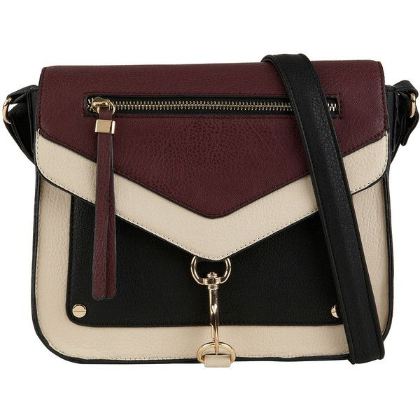 Call It Spring™ Bubblegum Crossbody Bag ( 42) ❤ liked on Polyvore featuring  bags a5695d727eef3
