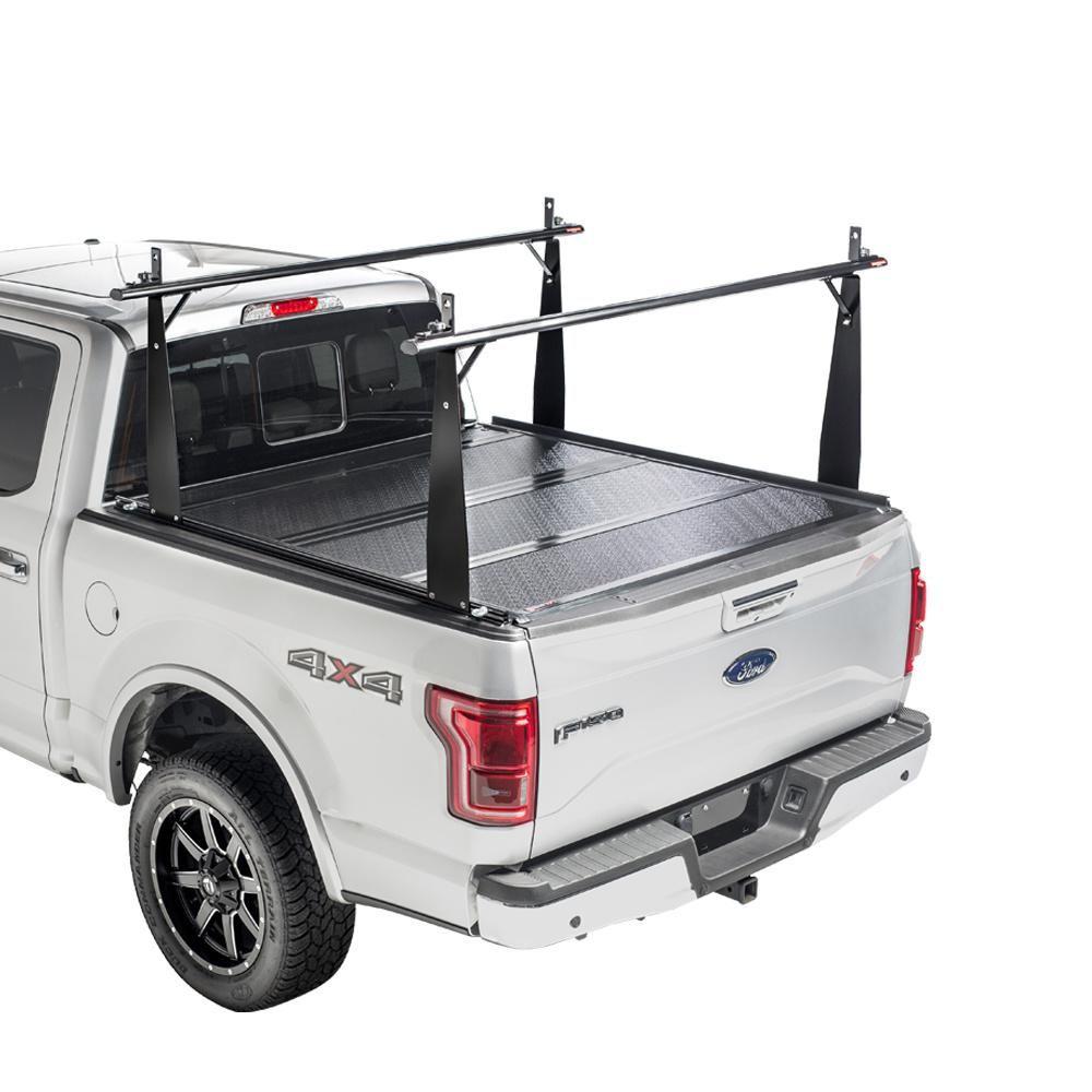 Cs Tonneau Cover Truck Bed Rack Kit For 97 11 Dakota 06 09 Raider