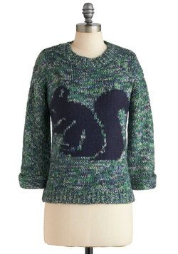 Forest Your Case Sweater at ModCloth