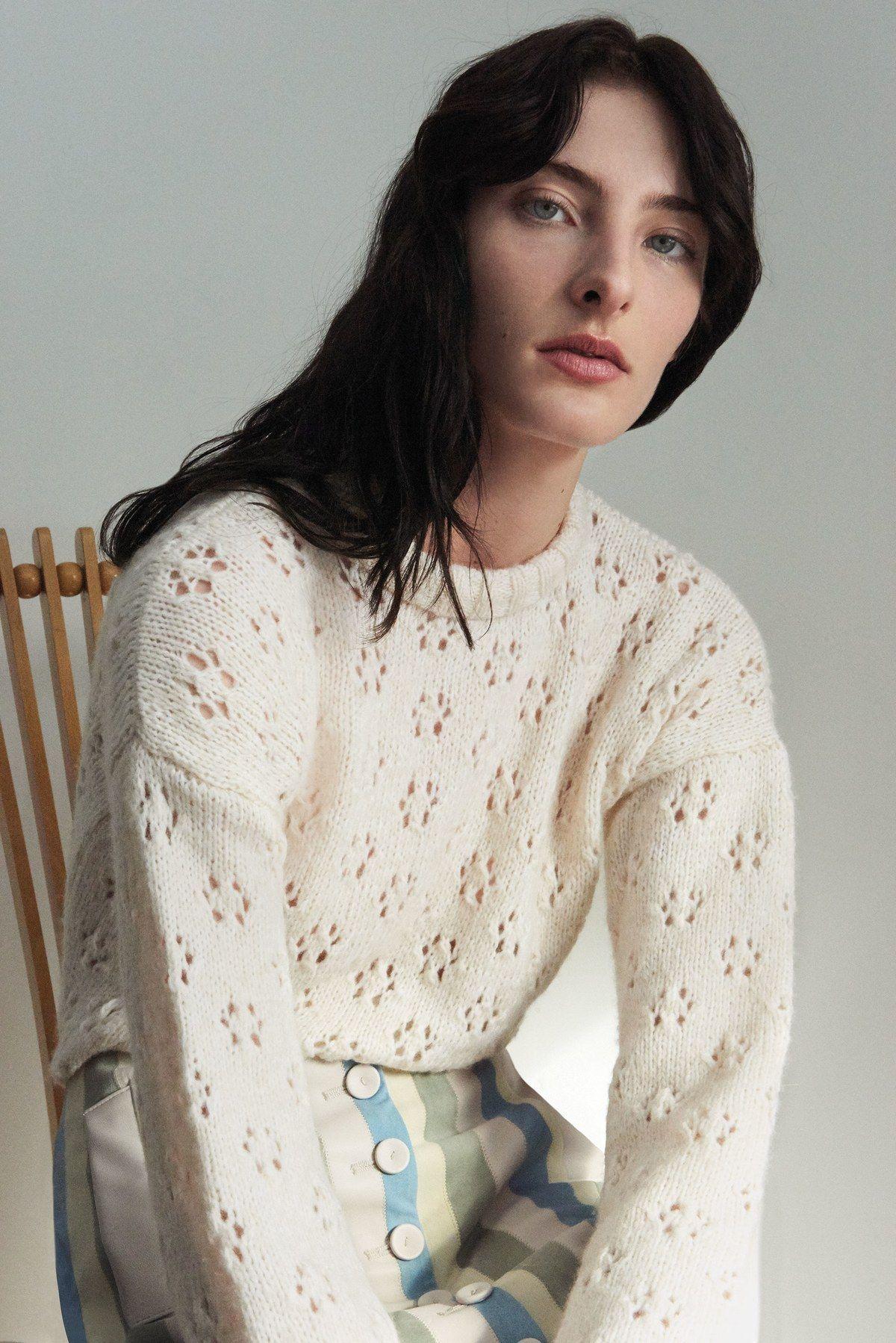 Alejandra Alonso Rojas Fall 2018 ReadytoWear Fashion