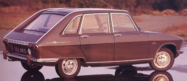 1965 renault 16 maintenance restoration of old vintage vehicles the material for new http. Black Bedroom Furniture Sets. Home Design Ideas