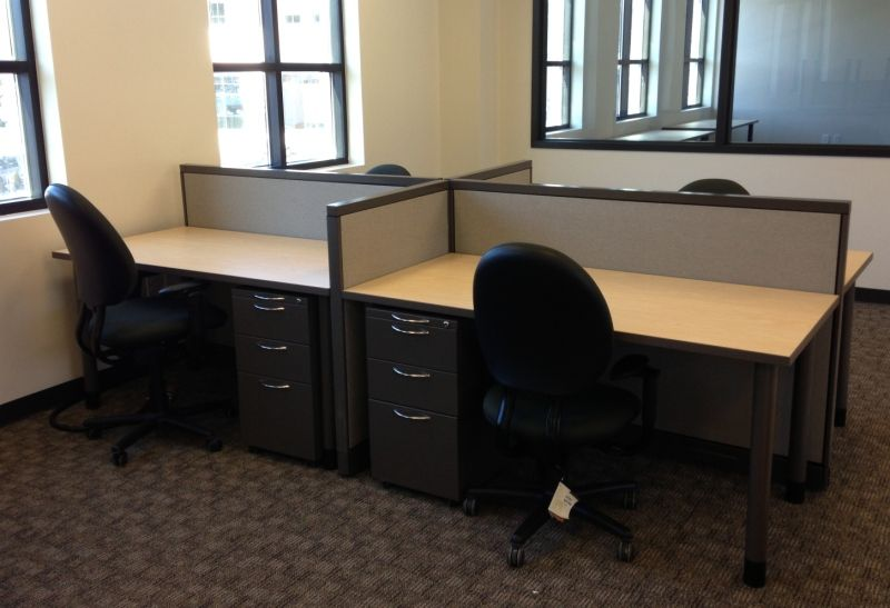 These Refurbished Workstations Are Nice As Touchdown Cubicles You Select The Finishes With A Showroom And Refurbishing Location In Boston Market