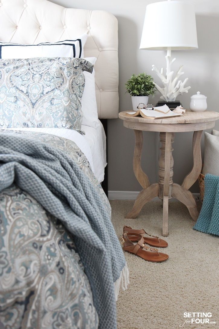 New For The Bedroom Guest Room Refresh With Birch Lane Bedroom Makeovers For The