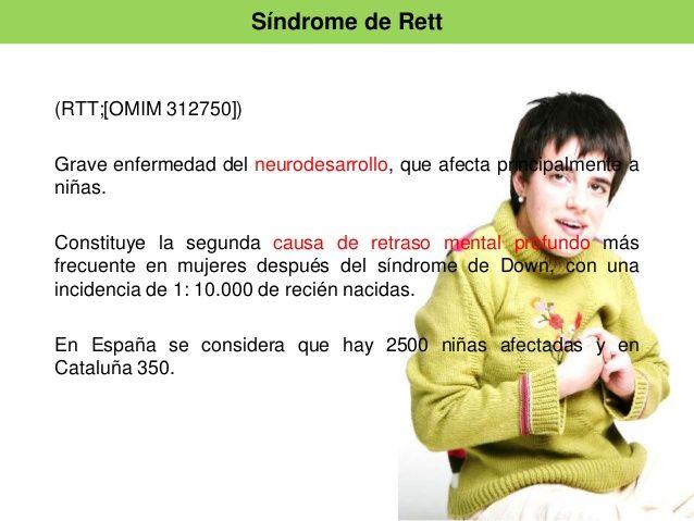 Sndrome De Rett 21 638 Jpg 638 479 Síndrome De Rett Recién Nacido Retraso Mental