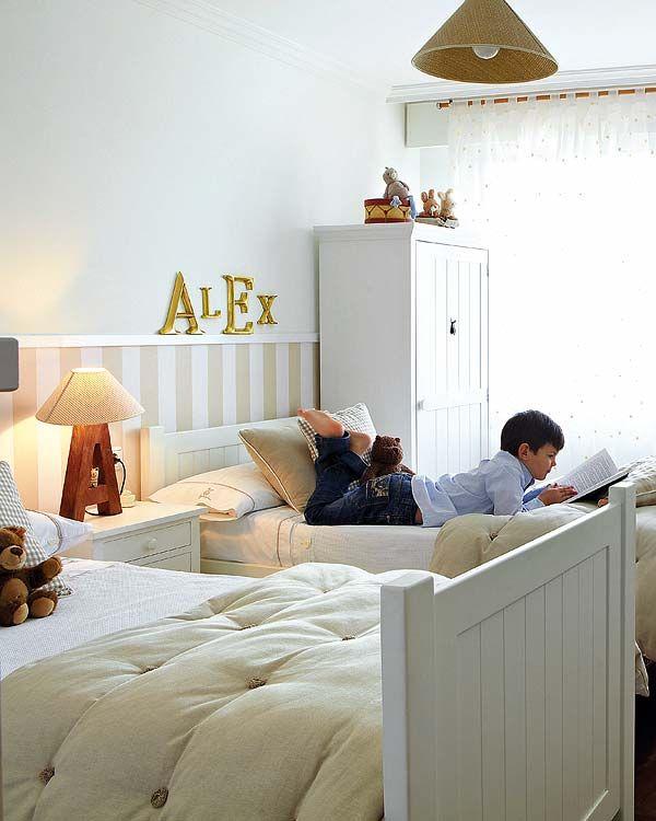 9 a 12 a os dormitorios infantiles micasa revista de for Revistas decoracion dormitorios