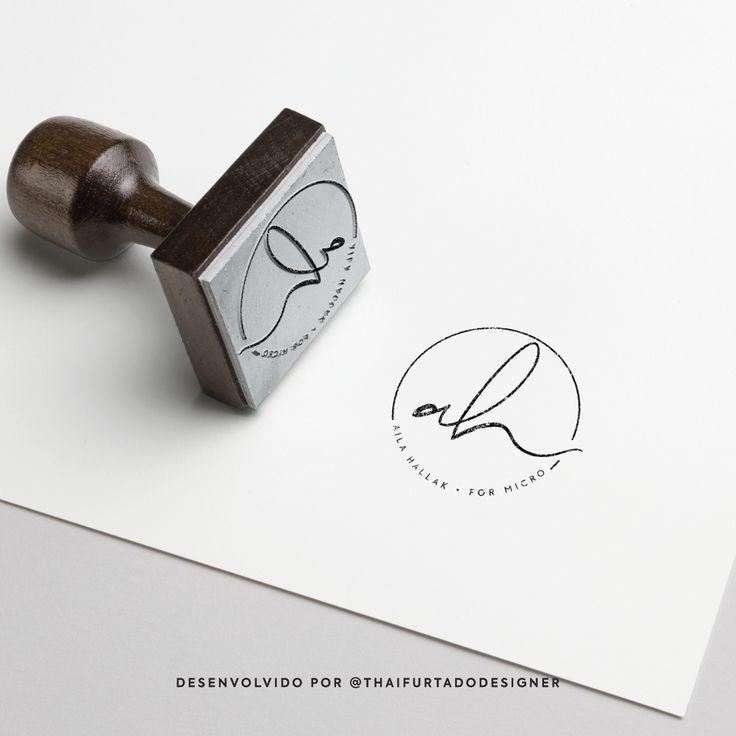 Beaux logos logos logos marque identité de marque ... - #Beautiful #Marque #Marquage #Identité #logo - New Ideas