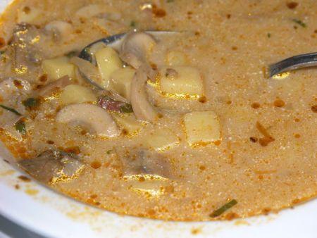 Croatian Mushroom Soup