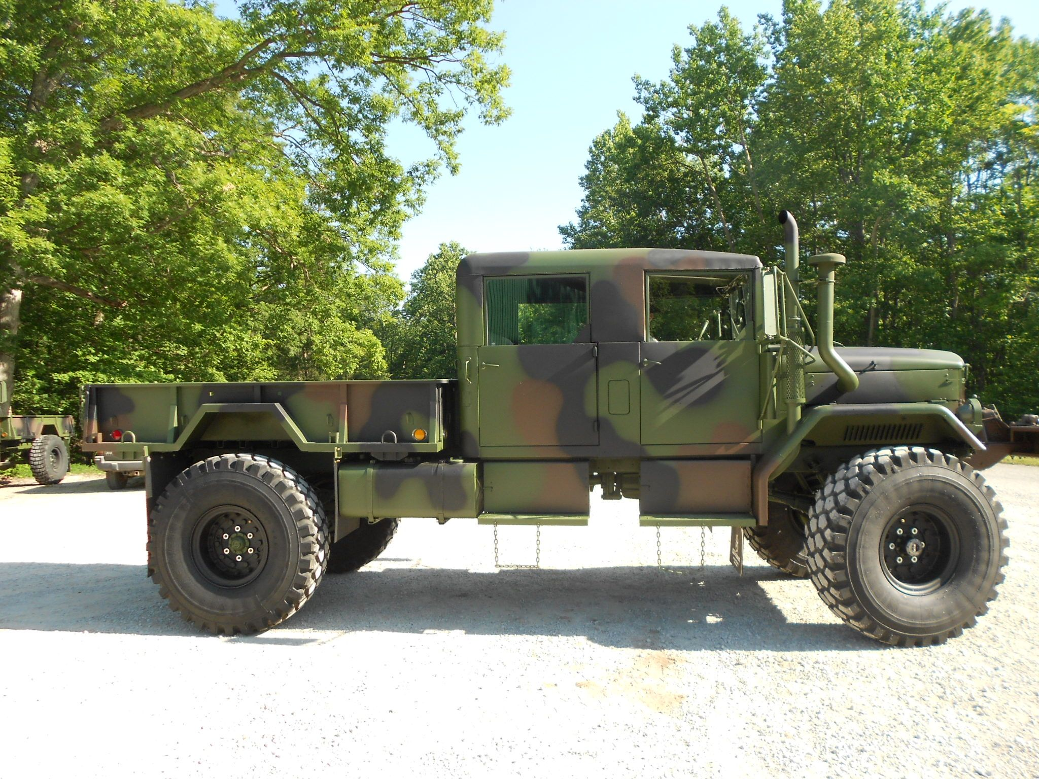 Toyota Of New Orleans >> Military 6x6 Camper.html | Autos Post
