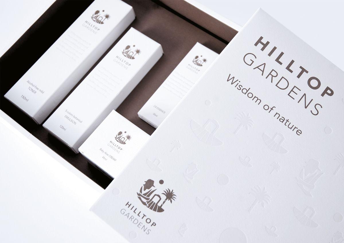 Hilltop Gardens Brand Identity Design on Behance