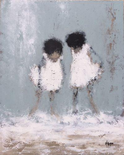 Marie Palazzo Galerie Liehrmann Canvaspainting Canvas Canvasart Peinture Artistique Peinture Abstraite