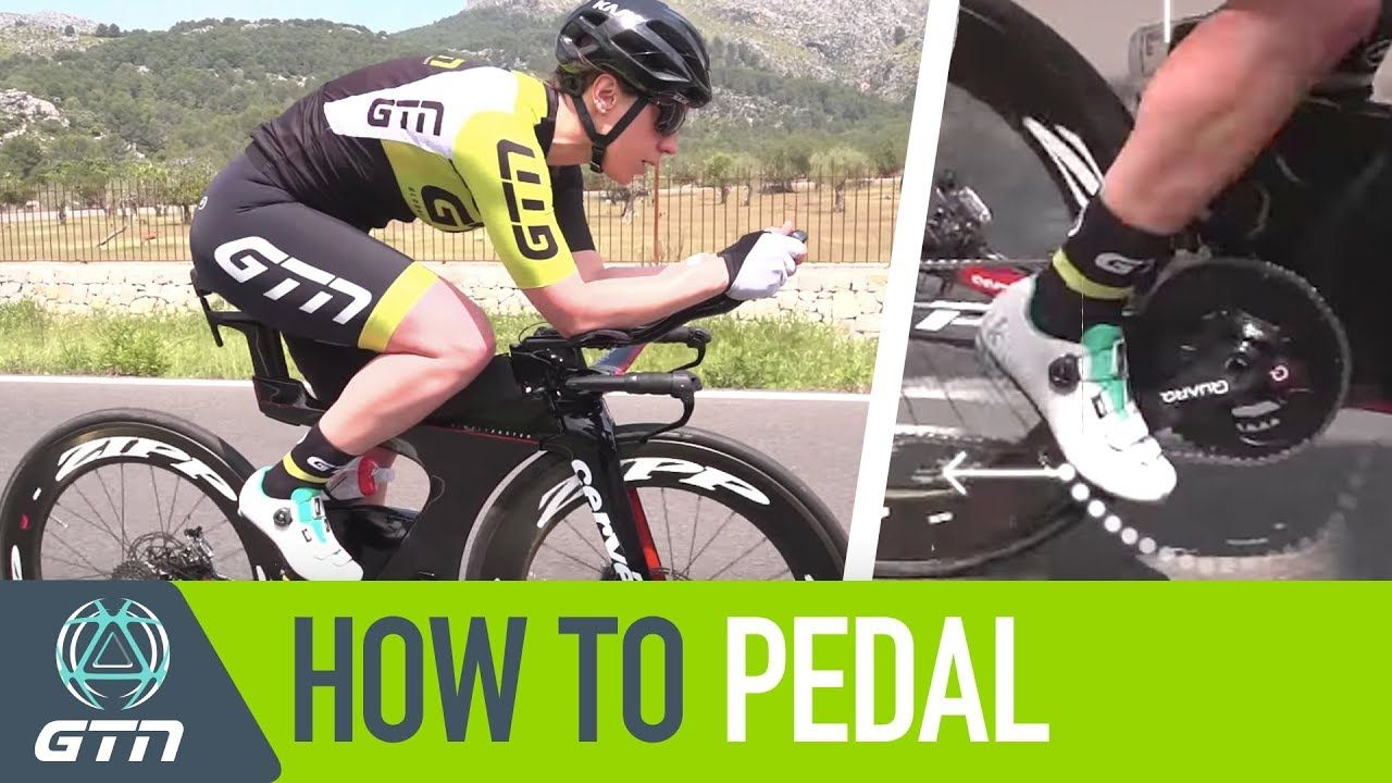 How To Pedal Like A Pro Cycling Technique Cycling Technique