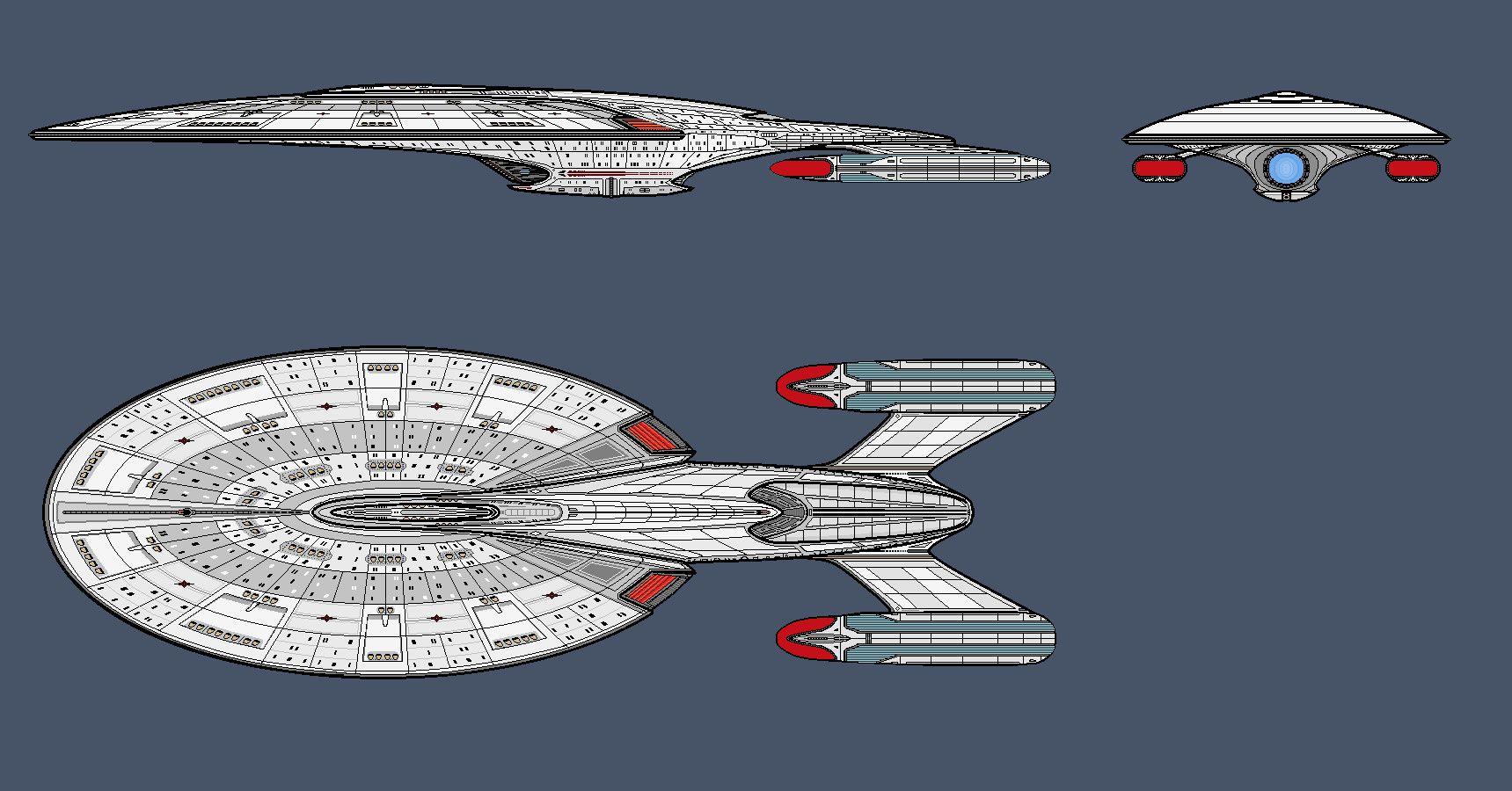 Chariot class (Atolm) WIP   The Trek BBS