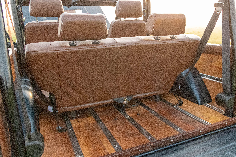Ford Bronco Custom Interior Ford Bronco Bronco Old Ford Bronco