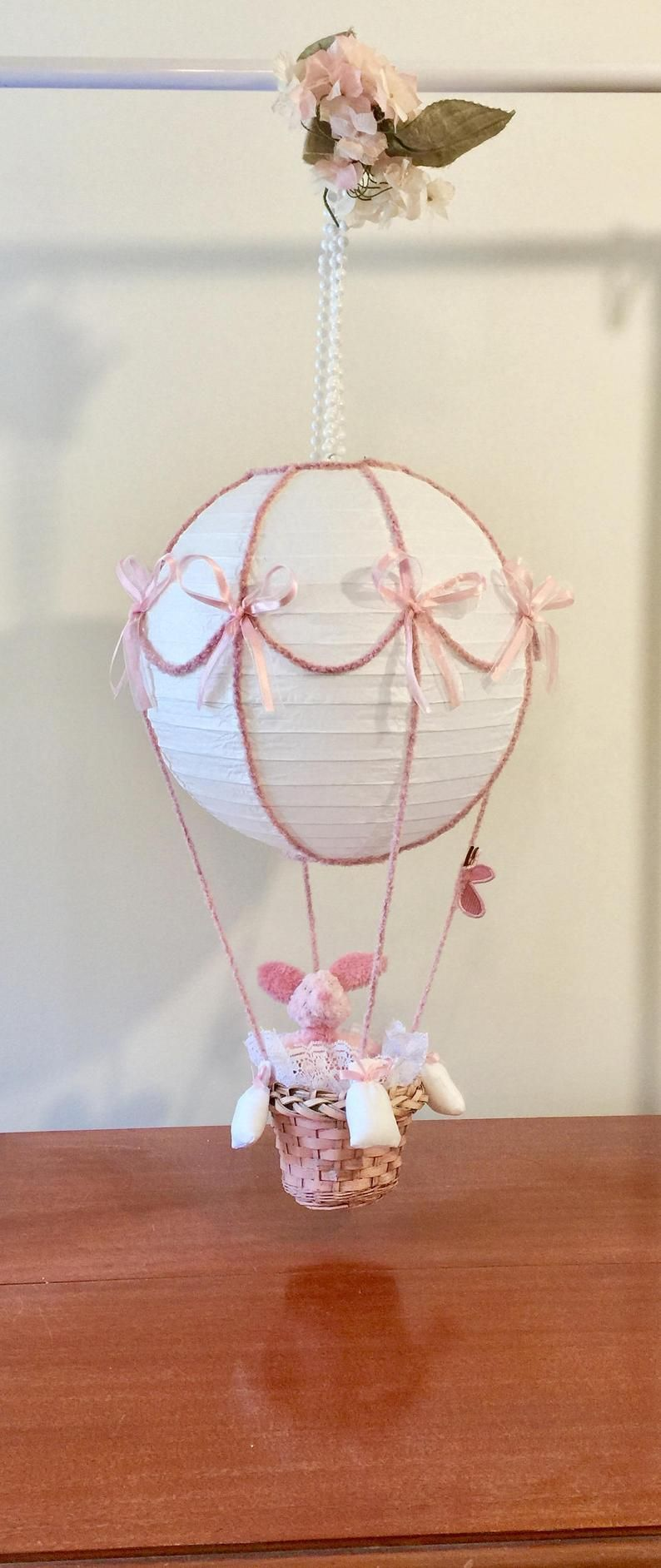 Adorable Hot Air Balloon Made to Order Baby Nursery Baby | Etsy