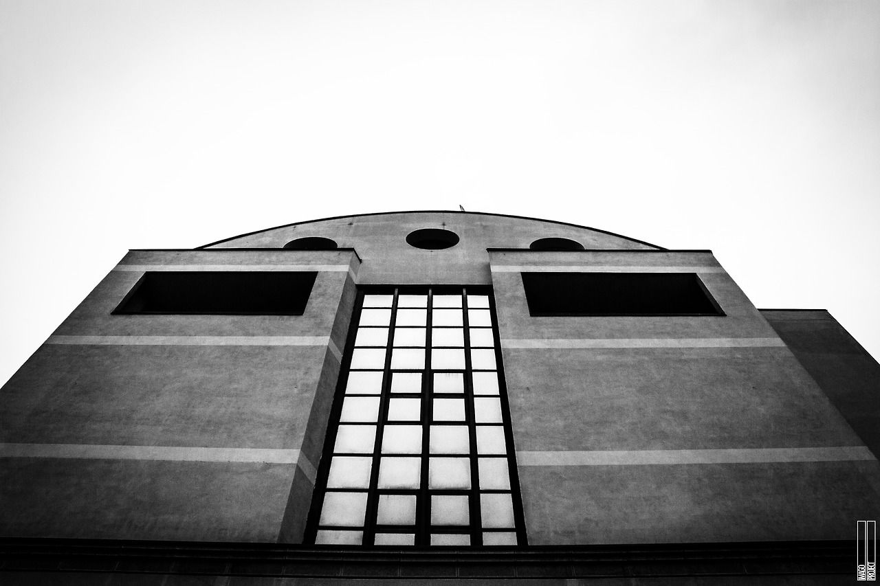 NOV. 1 2013 #IMAGOURBIS #ITALY #NOVARA #URBAN #BUILDING #BLACK AND WHITE #BLACK & WHITE #WINDOW #PHOTOGRAPHERS ON TUMBLR #ORIGINAL PHOTOGRAPHERS #ARTISTS ON TUMBLR
