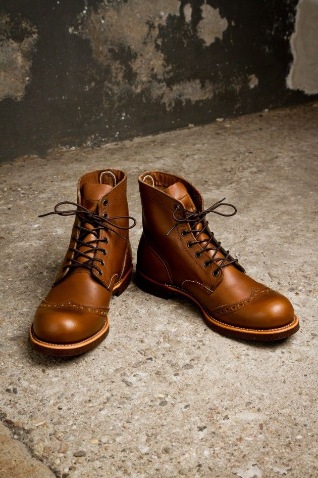 save off 0db38 51182 red wing brogue ranger | My Boots 2017 | Coole herrenschuhe ...